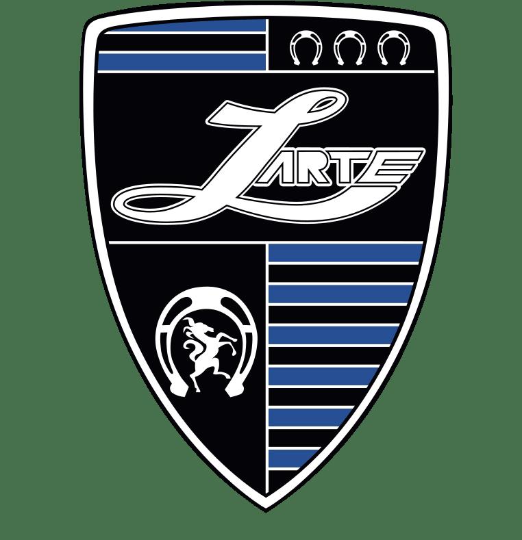 Логотип Larte Design